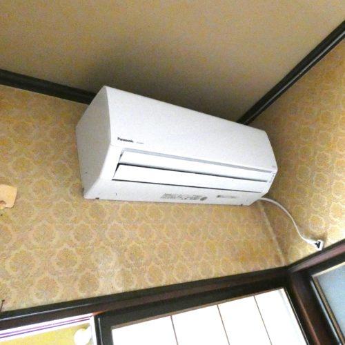エアコンの取り替え工事